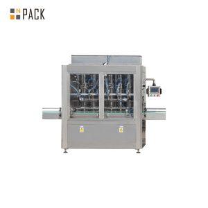 Mesin pengisian piston lurus linier otomatis untuk minyak atsiri