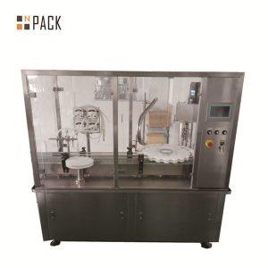 40-1000ml kontrol digital sepenuhnya otomatis dan mesin pengisian cair