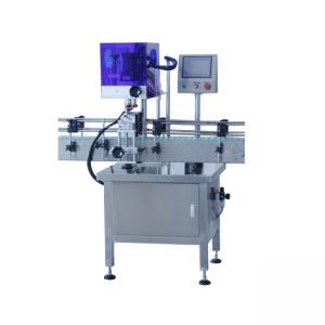 Pabrikan Mesin Capping Otomatis 4 Roda