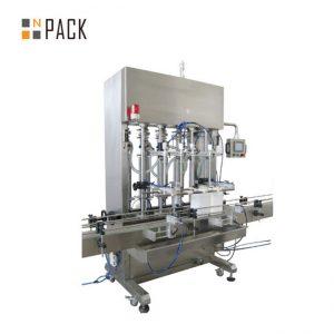 Mesin pengisian otomatis cair untuk minyak pelumas pelumas