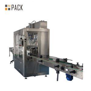 GMP CE ISO Sertifikat pupuk cair mengisi mesin asam humat