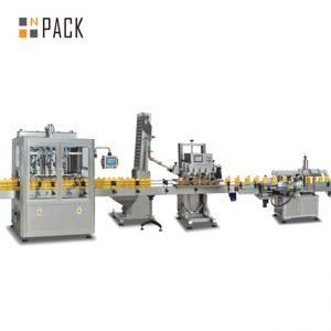 mesin pengisian selai piston, mesin pengisian saus panas otomatis, jalur produksi saus sambal