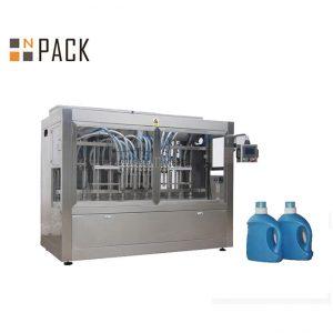 mesin pengisian cairan korosif asam pemutih