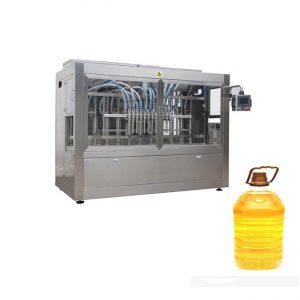 Mesin Pengisian Minyak Goreng Mustard Sawit Otomatis Penuh