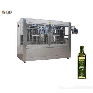 500ml-5000ml mentega bunga matahari biji wijen minyak kelapa sawit mengisi mesin