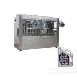 Mesin pengisian oli motor otomatis untuk botol plastik