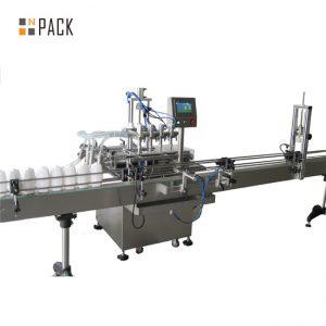 Mesin pengisian minyak nabati botol otomatis 5 liter